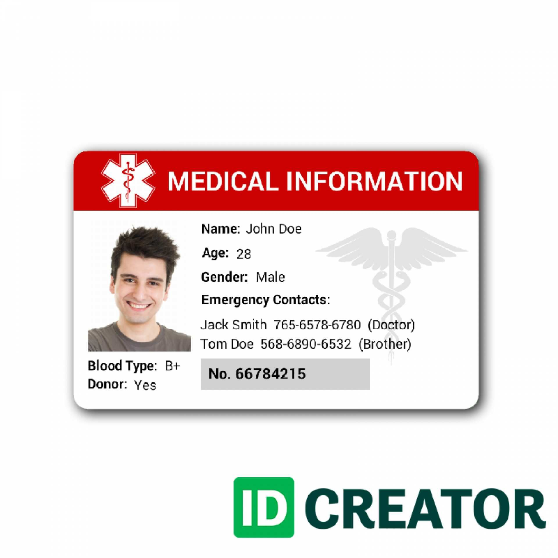 006 Wondrou Free Emergency Contact Card Template Uk Highest Clarity Full