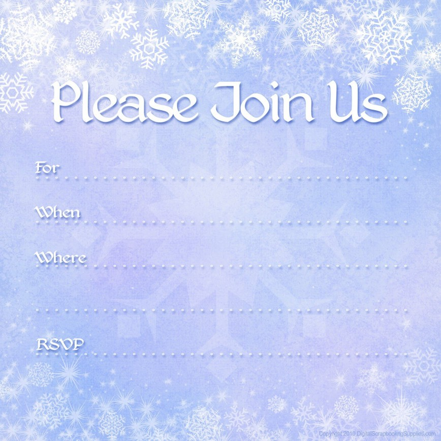 006 Wondrou Free Holiday Party Flyer Template Word Concept