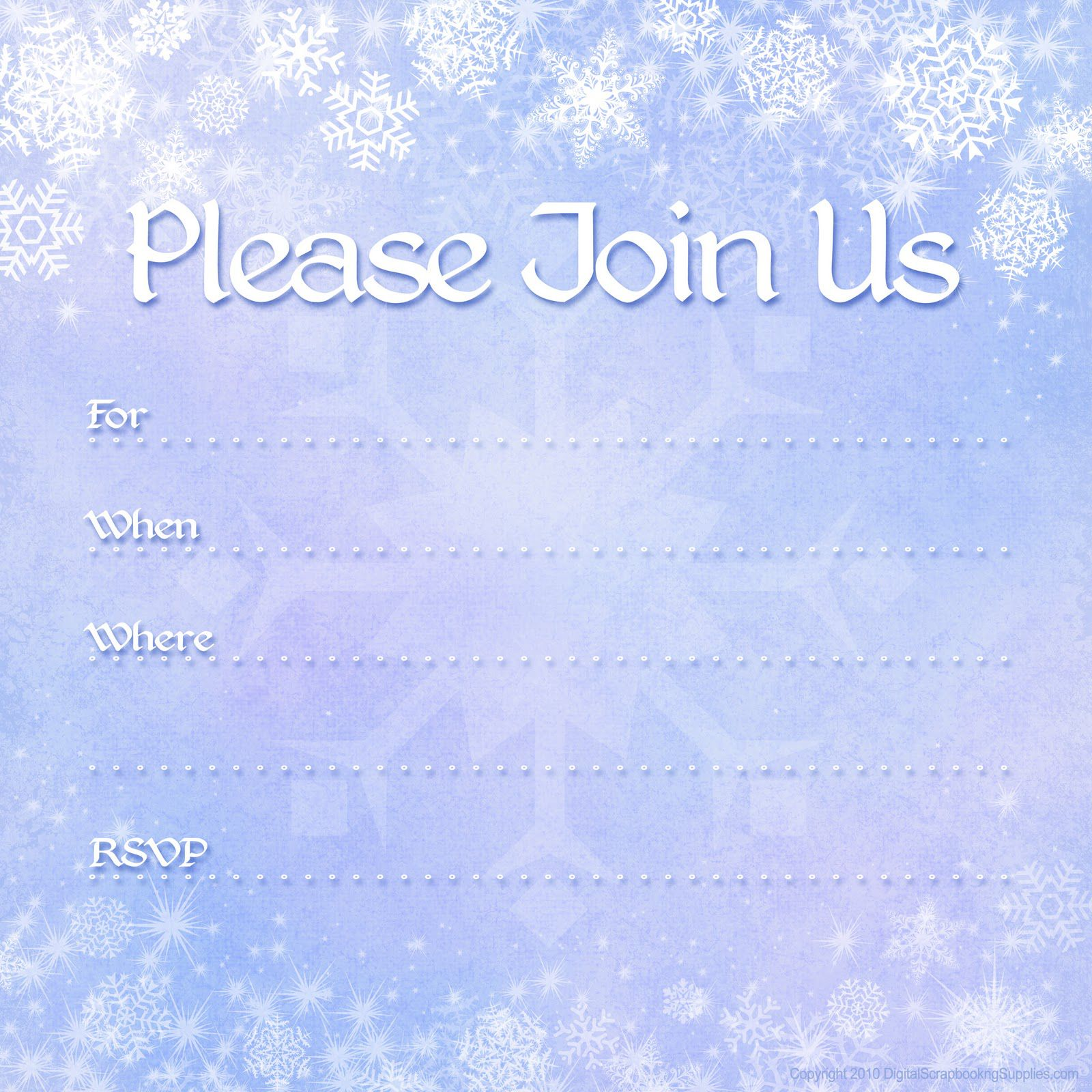 006 Wondrou Free Holiday Party Flyer Template Word Concept Full