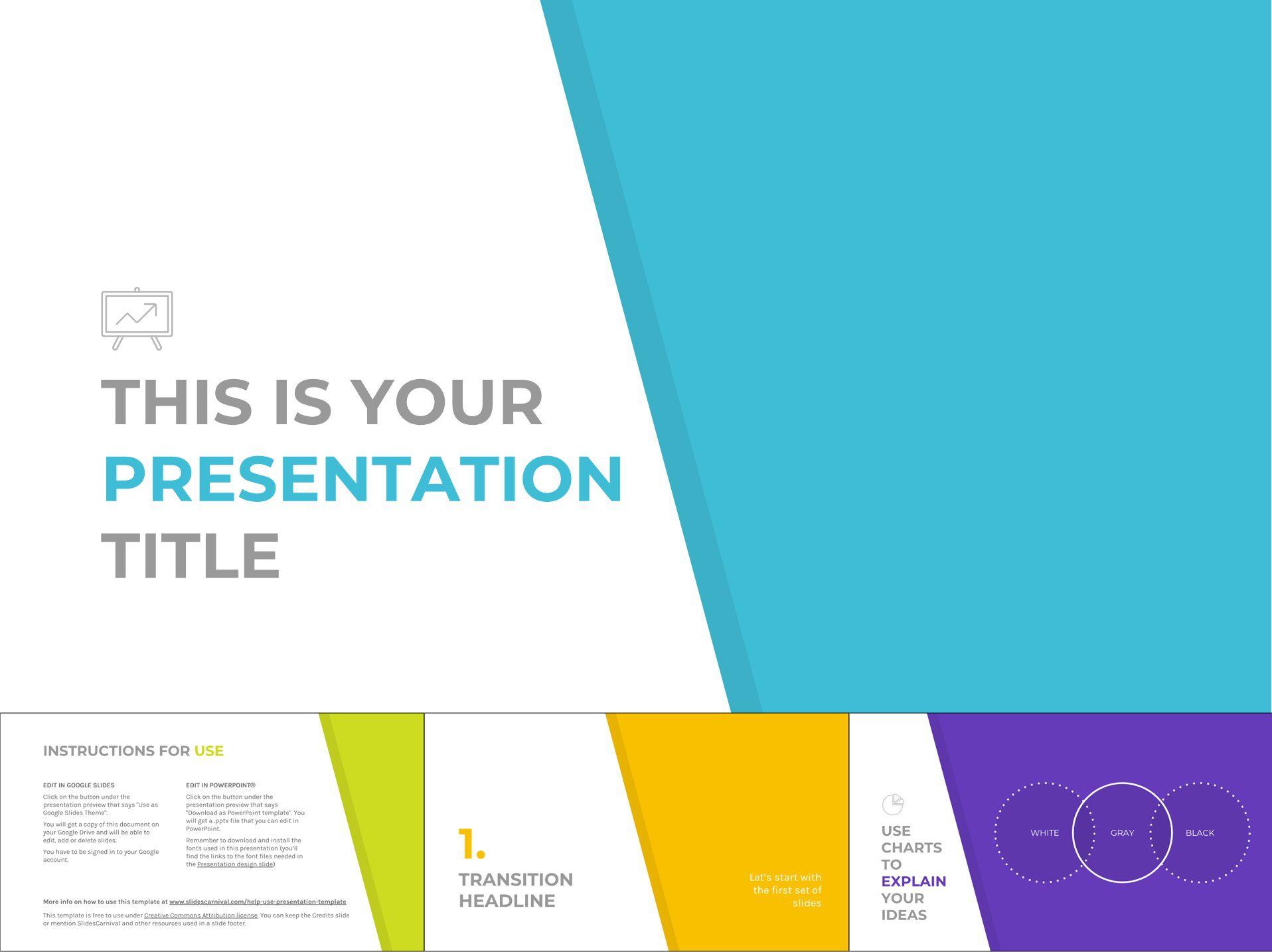006 Wondrou Google Doc Powerpoint Template Highest Clarity  Templates PresentationFull