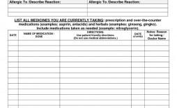 006 Wondrou Medical Wallet Card Template Inspiration  Free Alert Canada Information