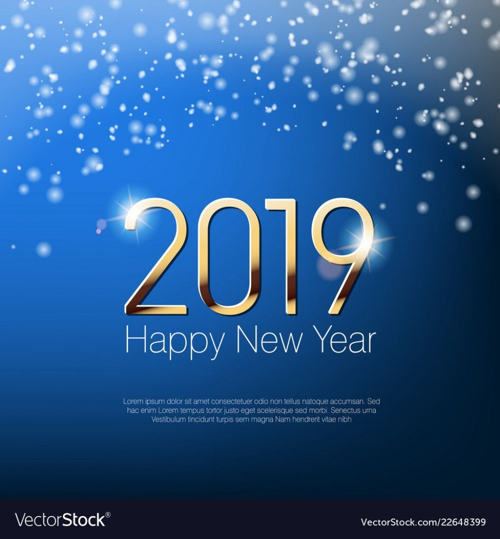 006 Wondrou New Year Card Template Highest Quality  Happy Chinese 2020 FreeLarge