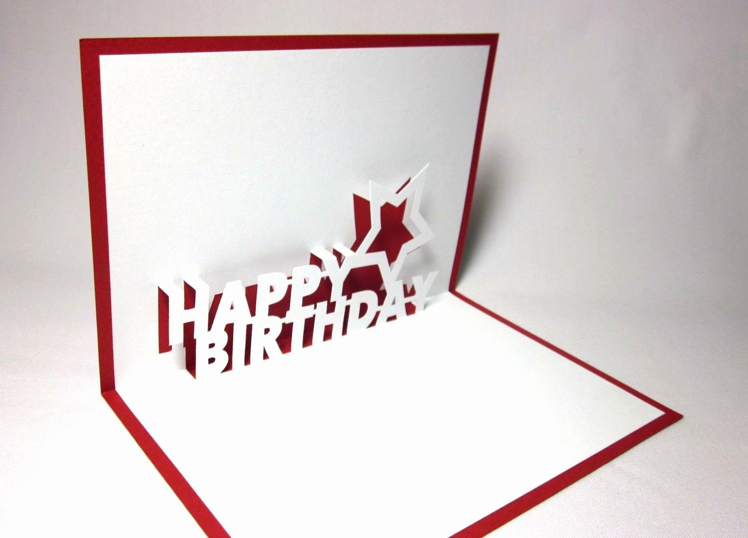 006 Wondrou Pop Up Card Template Free Design  Download Pdf Christma Kirigami PatternFull