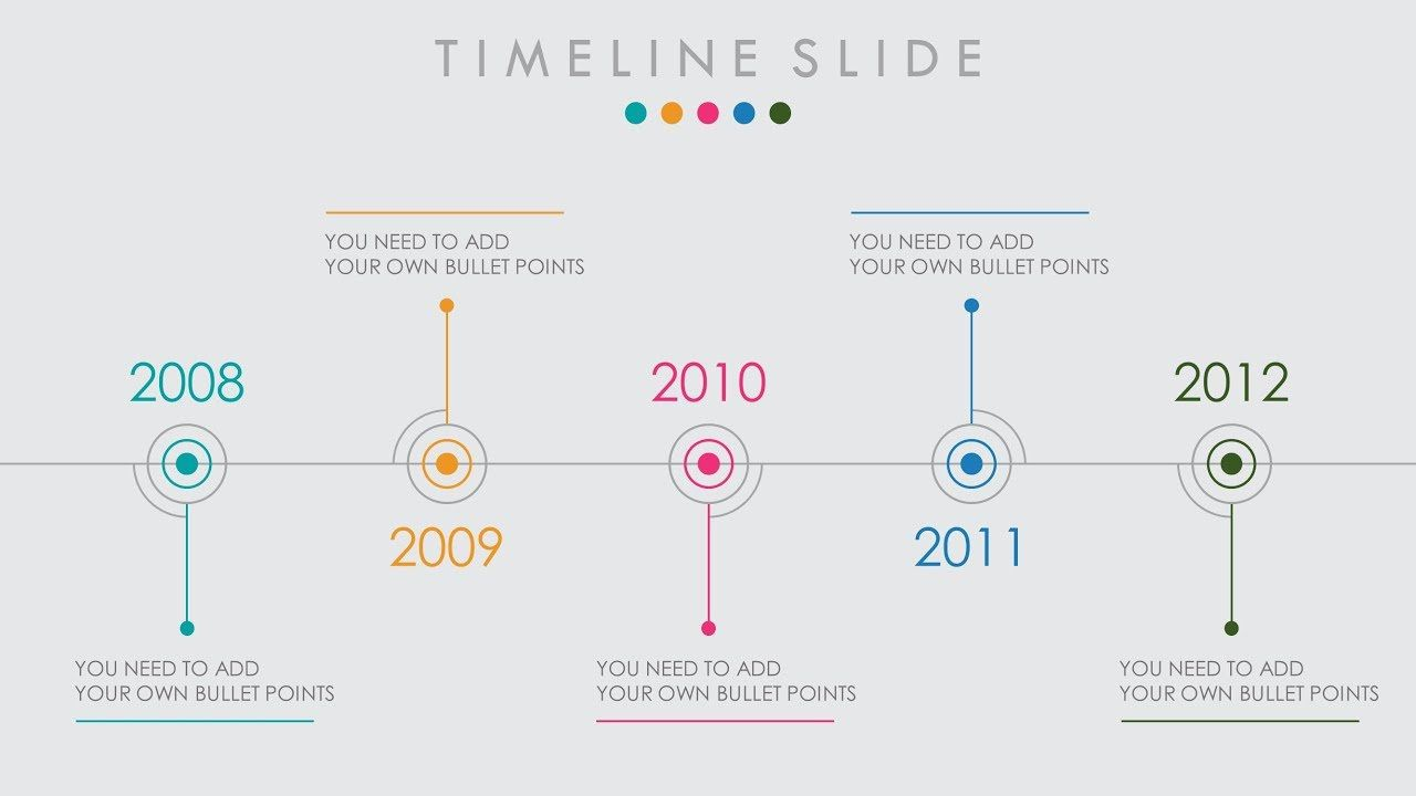 006 Wondrou Project Timeline Template Powerpoint Inspiration  M Ppt Free DownloadFull