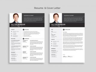 006 Wondrou Resume Template Word Free Sample  Download 2020 Doc320