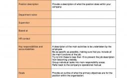 006 Wondrou Role And Responsibilitie Template Doc Image  Google