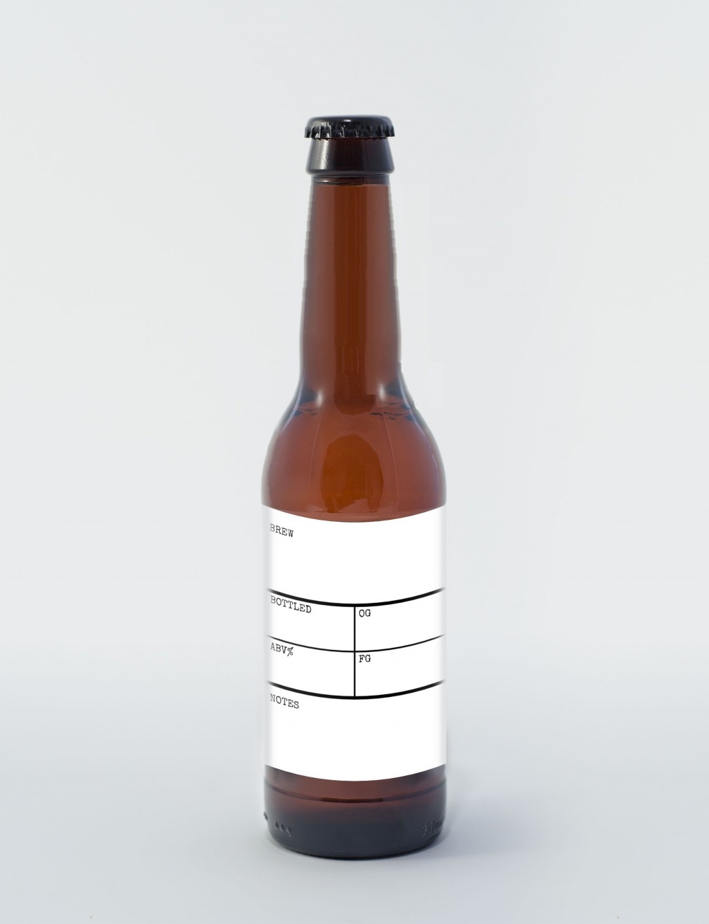 007 Amazing Beer Bottle Label Template Word Highest Quality  FreeLarge