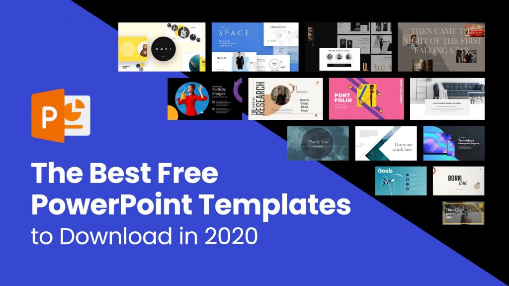 007 Amazing Best Ppt Template Free Download Inspiration  2019 Microsoft PowerpointLarge