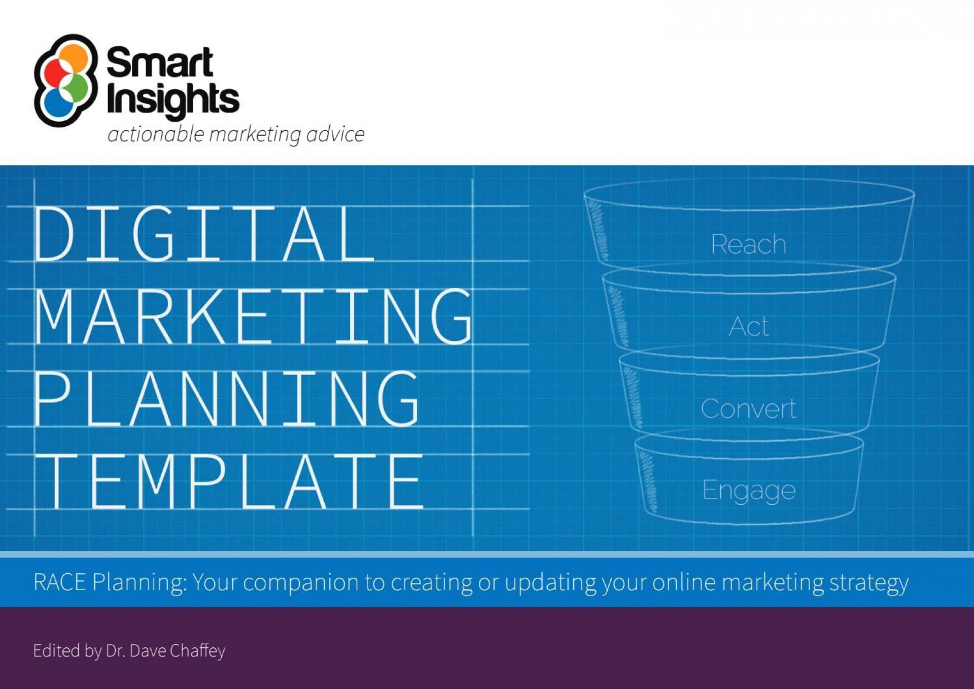 007 Amazing Digital Marketing Strategy Template Sample  2019 Pdf Doc Planning1920
