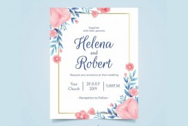 007 Amazing Free Busines Invitation Template For Word Image