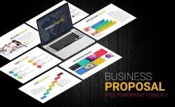 007 Amazing Free Busines Proposal Template Powerpoint Sample  Best Plan Ppt 2020 Sale