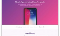 007 Amazing Free Mobile Website Template Design  Templates Phone Download Responsive Friendly