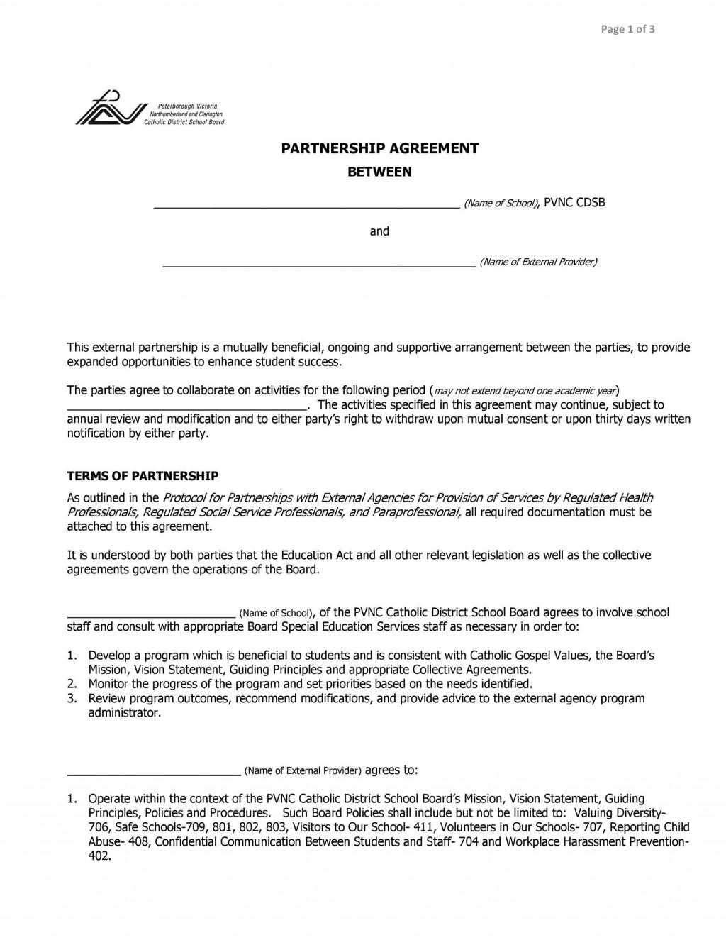 007 Amazing Limited Company Partnership Agreement Template Uk Inspiration Large