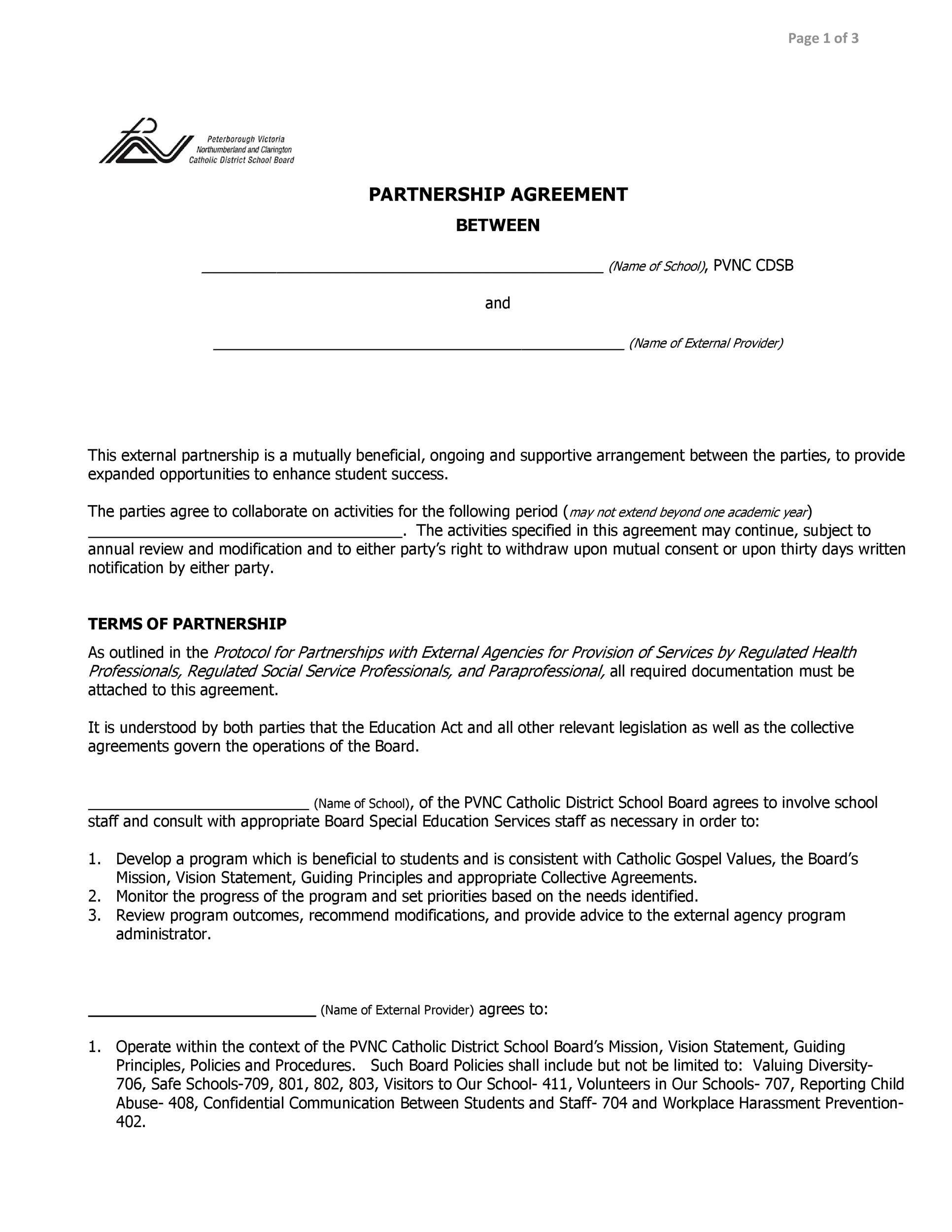 007 Amazing Limited Company Partnership Agreement Template Uk Inspiration Full