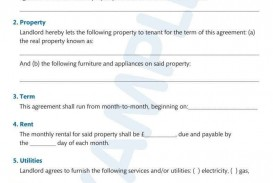 007 Amazing Tenancy Agreement Template Word Free High Definition  Uk 2020 Rental Doc Lease