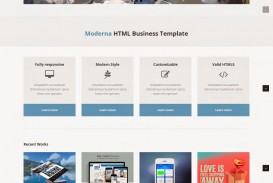 007 Amazing Web Template Free Download Design  Psd Website Bootstrap Responsive