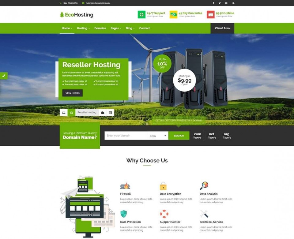 007 Amazing Web Template Download Html Highest Quality  Html5 Website Free For Busines And Cs Simple With Bootstrap Responsive960