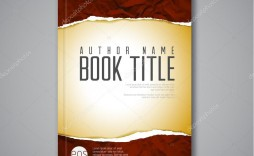 007 Archaicawful Book Front Page Design Template Free Download Photo  Cover Psd