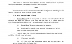 007 Archaicawful Busines Sale Agreement Template Free Download Picture  Uk Nz Simple