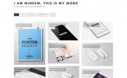 007 Archaicawful Free Responsive Portfolio Blogger Template Inspiration