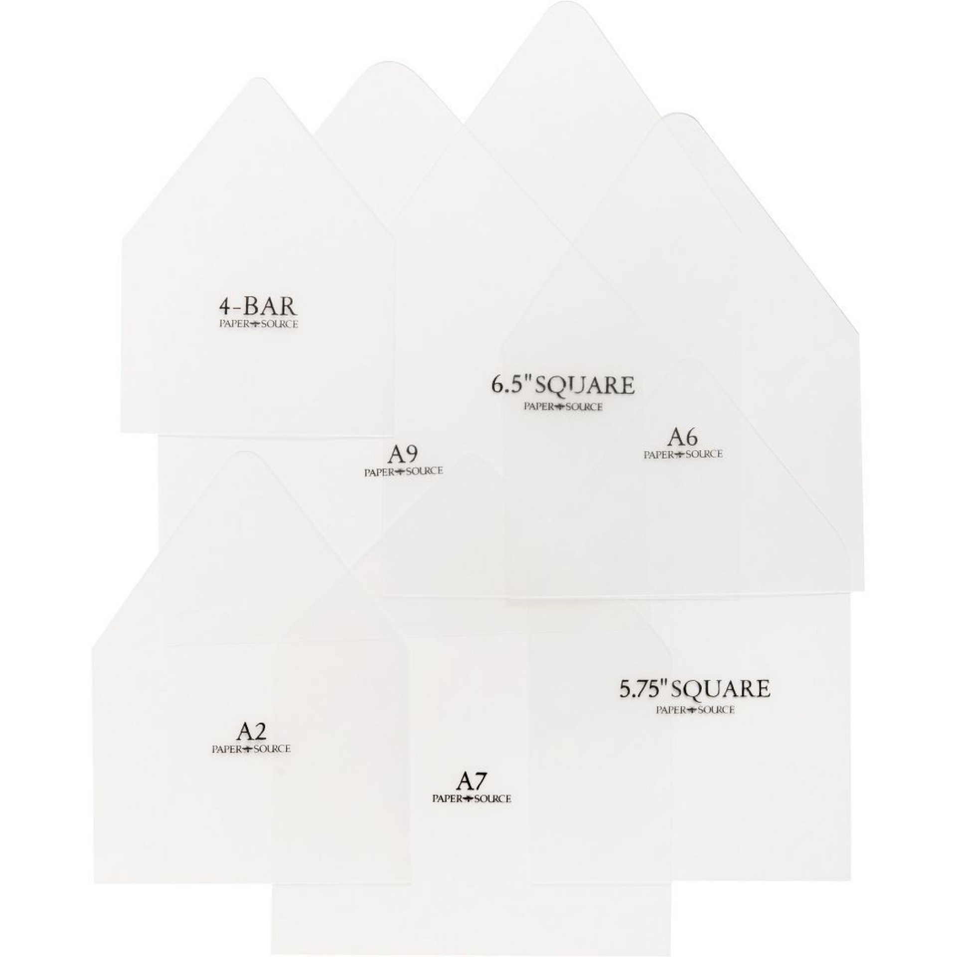007 Archaicawful Paper Source A7 Envelope Liner Template High Definition 1920