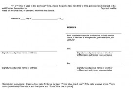 007 Archaicawful Promissory Note Template Microsoft Word Design  Form Free