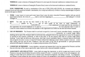 007 Archaicawful Rental Agreement Template Free Highest Clarity  Tenancy Form Download Word
