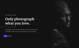 007 Archaicawful Website Template For Photographer Idea  Photographers Free Responsive Photography Php Best