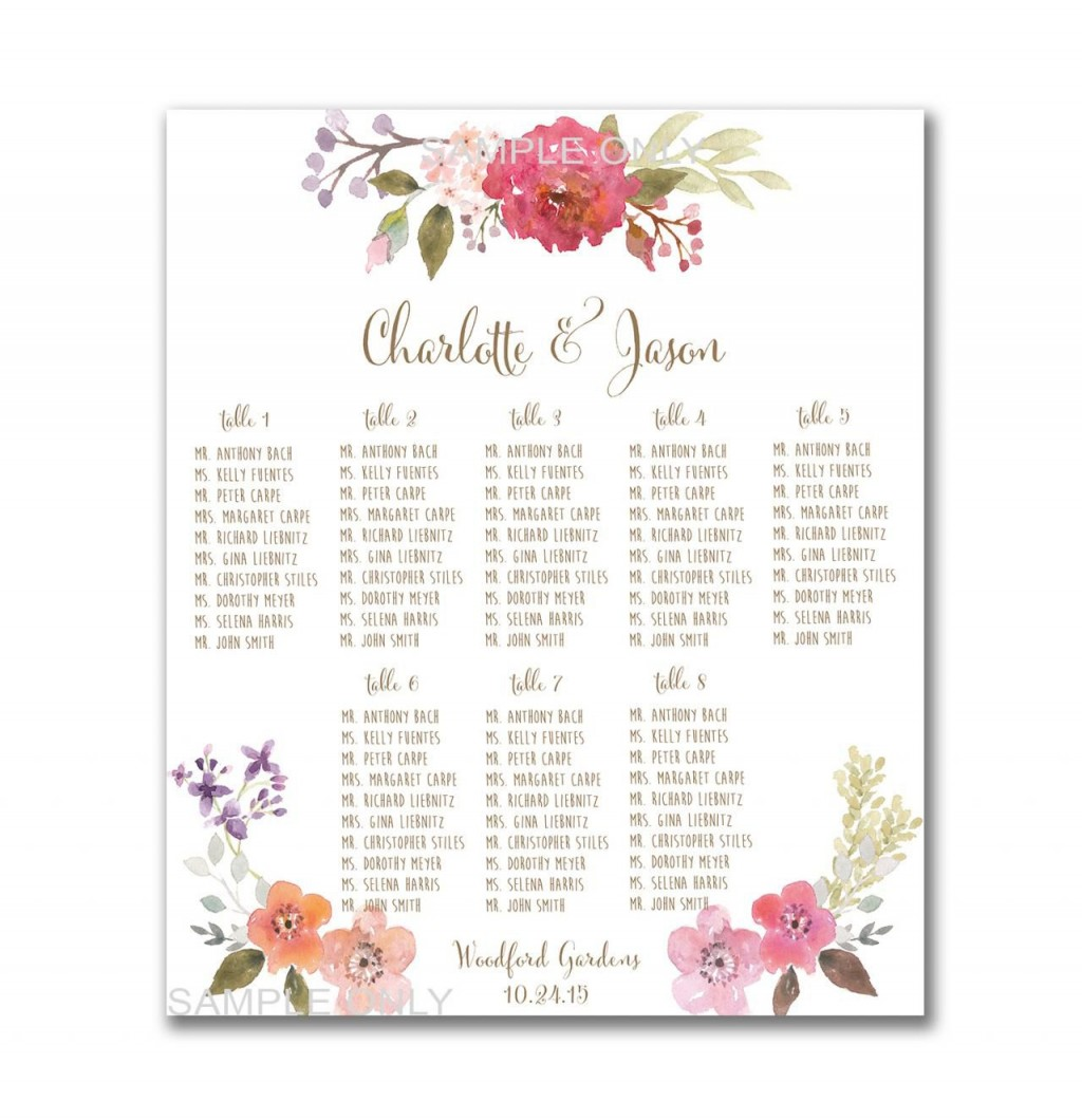 007 Archaicawful Wedding Seating Chart Template Excel Image  Microsoft Table PlanLarge