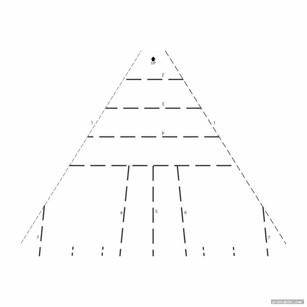 007 Astounding Free Paper Airplane Design Printable Template  Designs-printable TemplatesLarge