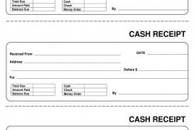 007 Astounding Invoice Template Pdf Fillable Photo  Free Cash Receipt Commercial