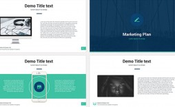 007 Astounding Marketing Plan Template Free Powerpoint Design  Download