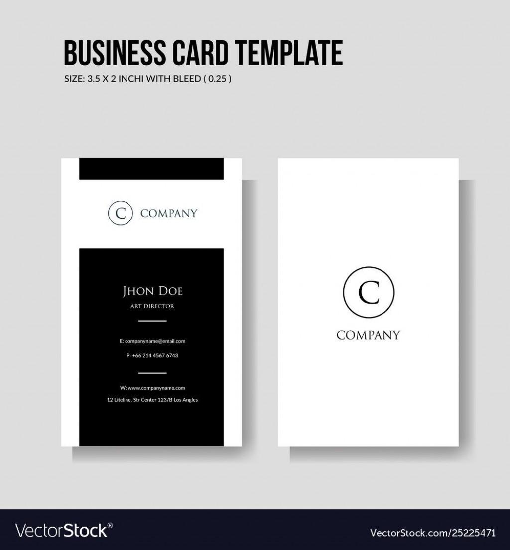 007 Astounding Minimalist Busines Card Template Free Idea  Minimal PsdLarge