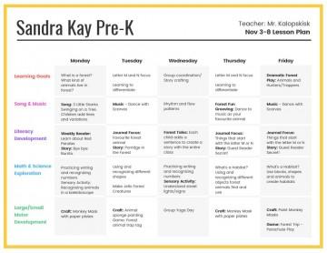 007 Astounding Preschool Weekly Lesson Plan Template High Resolution  Pdf Sample Free Printable360