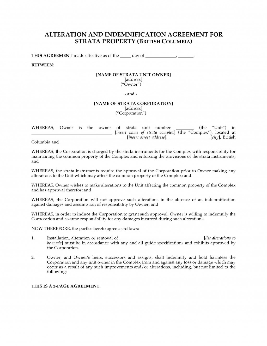 007 Astounding Real Estate Purchase Agreement Template British Columbia Highest Clarity Large