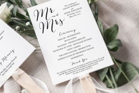 007 Astounding Wedding Order Of Service Template Free Inspiration  Front Cover Download Church