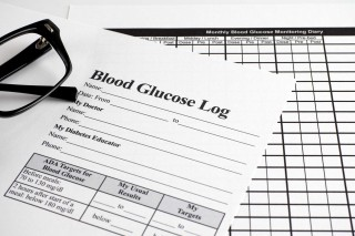 007 Awesome Blood Glucose Log Template Highest Quality  Sugar Excel Book320