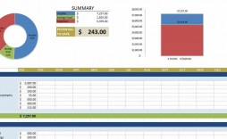 007 Awesome Microsoft Excel Personal Budget Template Picture  Monthly