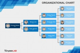 007 Awesome Organizational Chart Template Word Sample  2013 2010 2007