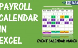 007 Awesome Payroll Calendar Template 2020 High Def  Biweekly Schedule Excel Free