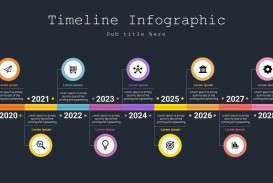 007 Awesome Powerpoint Timeline Template Free Download Example  History