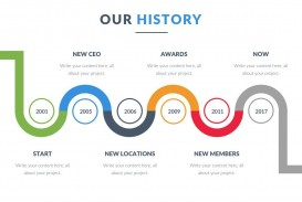 007 Awesome Timeline Format For Presentation Sample  Template Presentationgo Example