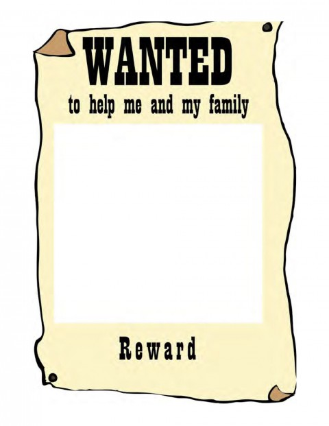 007 Awesome Wanted Poster Template Microsoft Word Highest Clarity  Western Most480