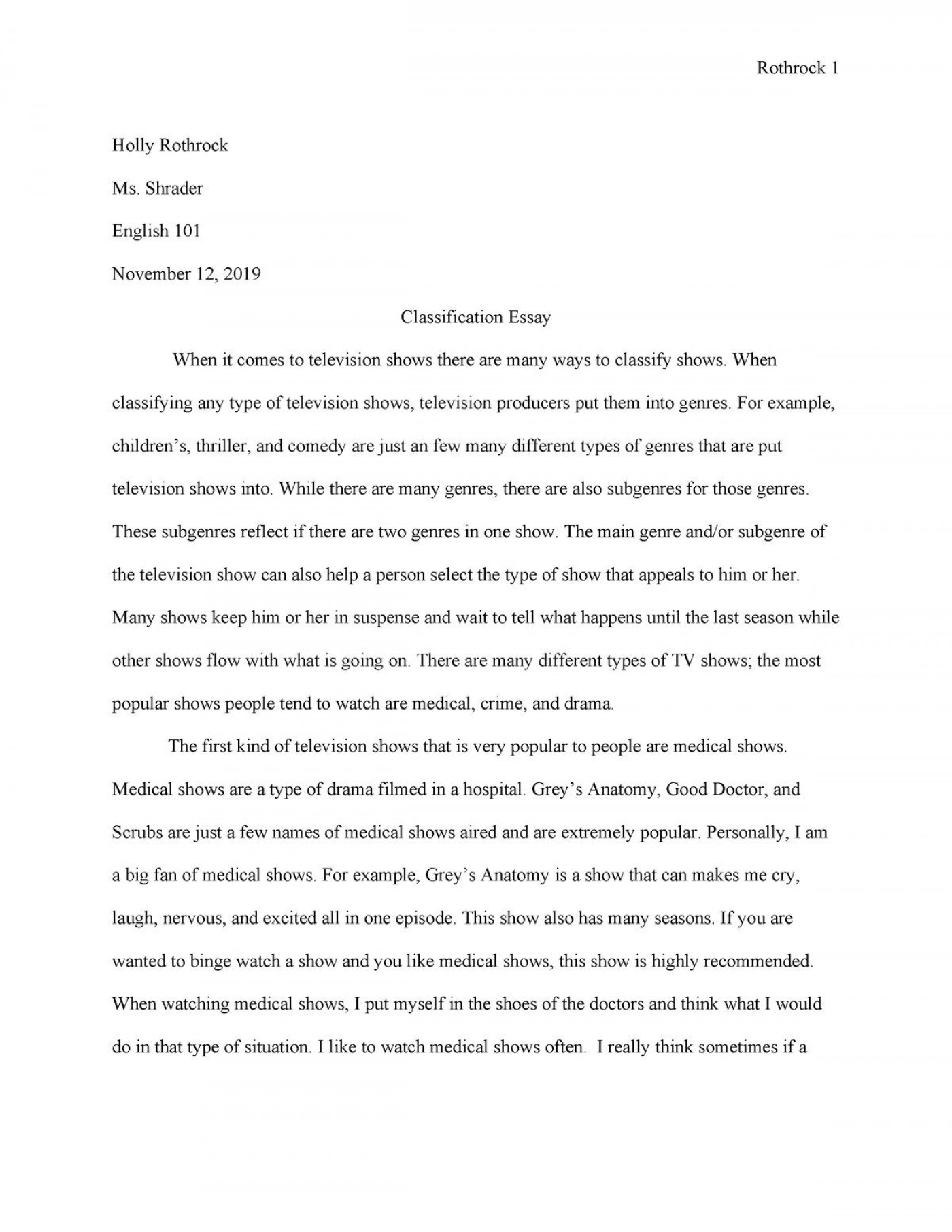 007 Awful Classification Essay Idea  About Type Of Food Topic Example1400