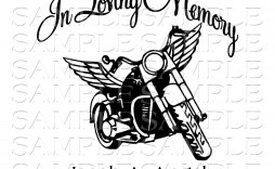 007 Awful In Loving Memory Decal Template Idea  Templates