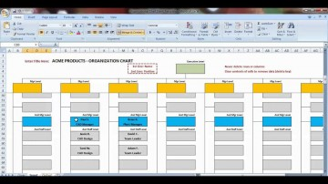 007 Awful Organizational Chart Template Excel Design  Org Download Free 2010360
