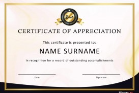007 Awful Recognition Certificate Template Free Picture  Employee Award Of Download Word