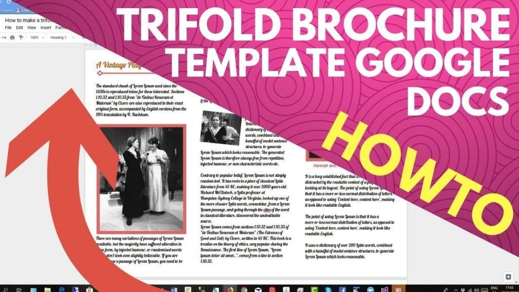 007 Beautiful Brochure Template For Google Doc Photo  Docs Free 3 Panel Tri FoldLarge