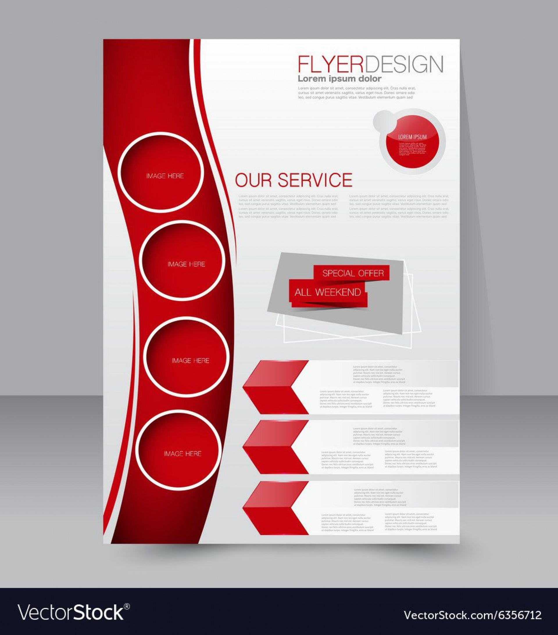 007 Beautiful Busines Flyer Template Free Download Inspiration  Psd Design1920