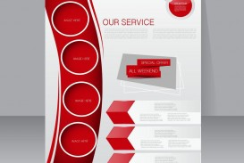 007 Beautiful Busines Flyer Template Free Download Inspiration  Photoshop Training Design